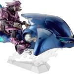 Mattel Halo Ghost w/ Elite Officer 6″ Figure Up for Order!