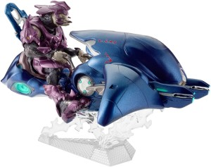 Halo Collector's Line Covenant Ghost with Elite Officer Figure