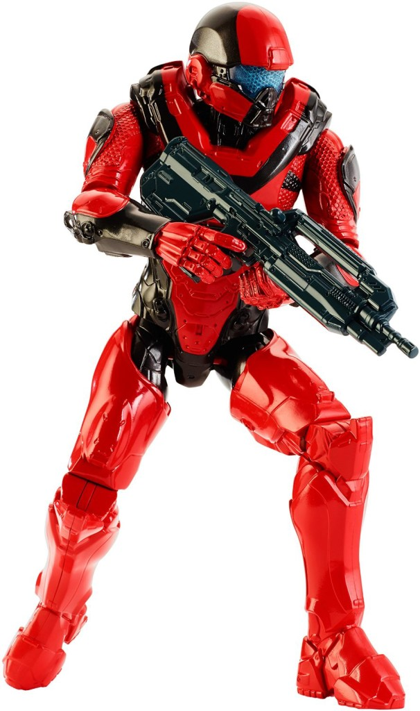 Halo Spartan Athlon Red Team 12 Inch Figure Mattel