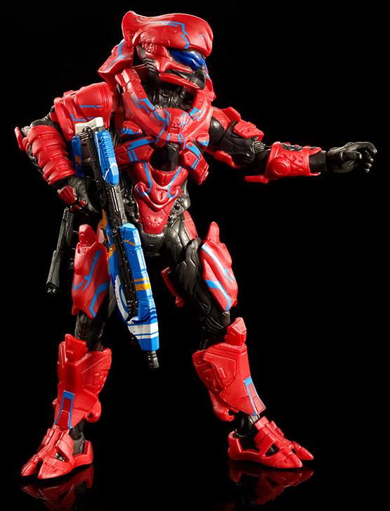 Halo Spartan Helioskrill SDCC 2016 Exclusive 6 Inch Figure