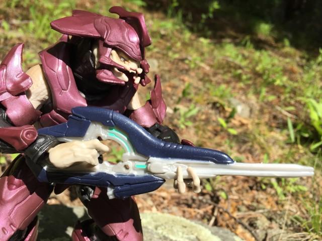 "Mattel Covenant Carbine Gun for Halo 6"" Figures"