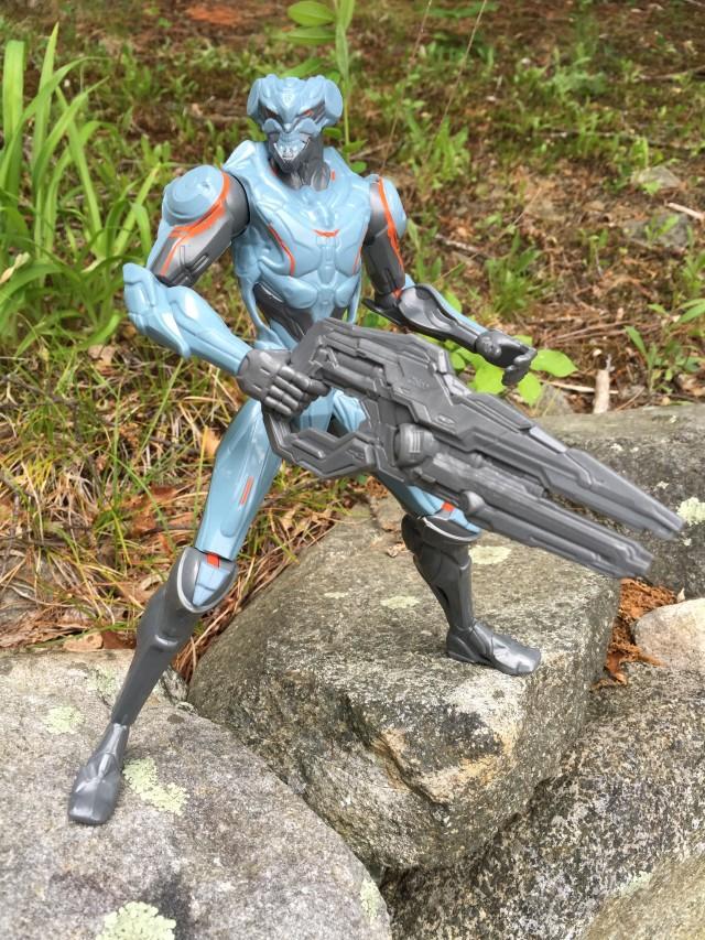 """Mattel Halo Promethean Soldier Action Figure 12"""""""