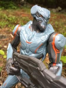 """Mattel Promethean Soldier 12"""" Figure Review"""