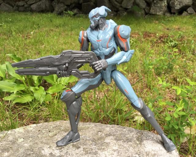 Halo 5 Mattel Forerunner Promethean Soldier 12 Inch Figure