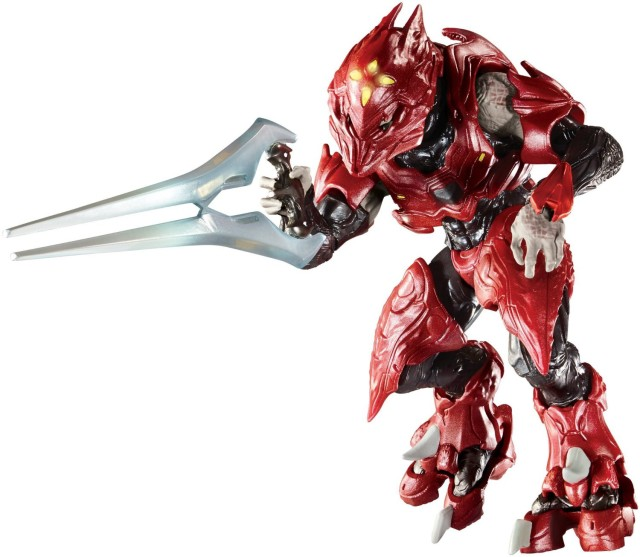 Mattel Halo Zealot Elite Six Inch Figure