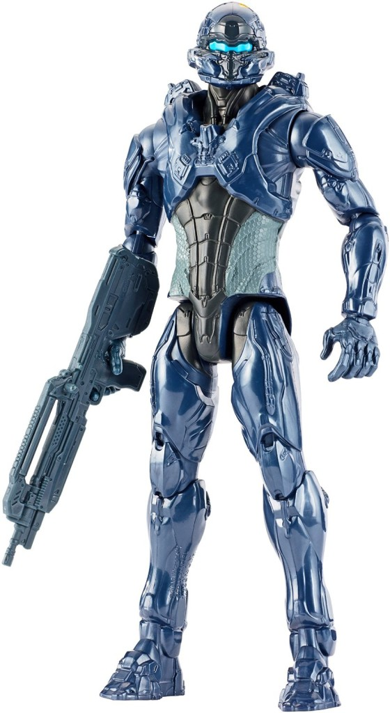 Mattel Spartan Locke 12 Inch Halo Figure