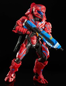 SDCC 2016 Exclusive Halo Helioskrill Spartan Figure Mattel