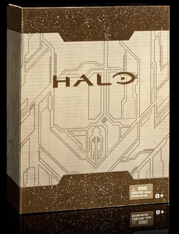 SDCC 2016 Halo Spartan Helioskrill Spartan Box Slipcover