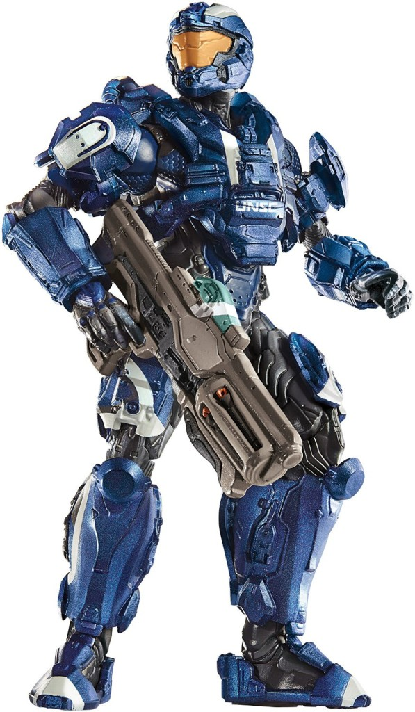Spartan Air Assault Mattel Halo 6 Inch Figure