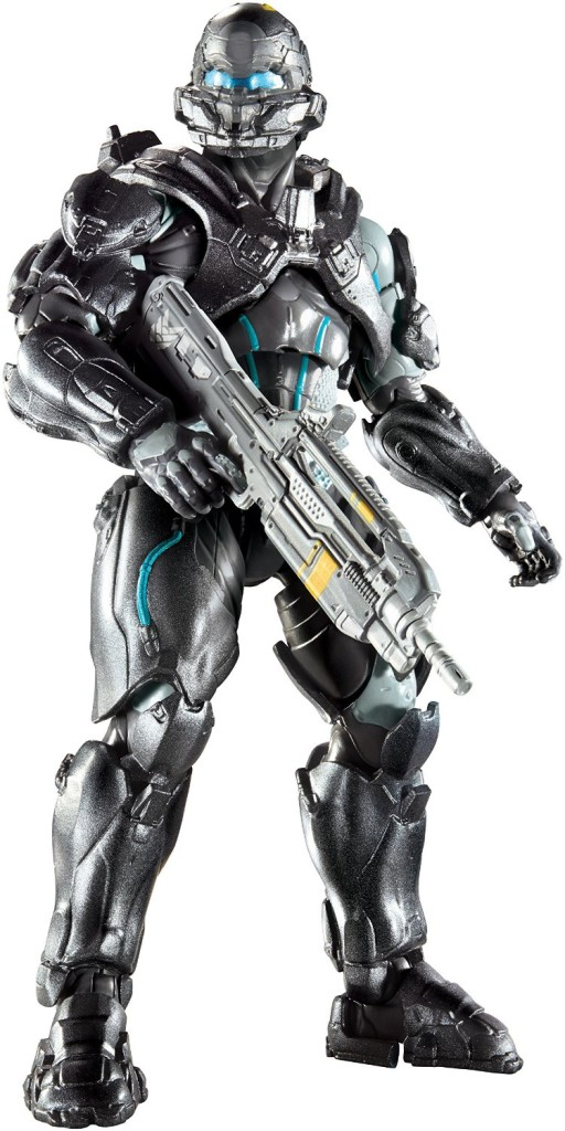 Spartan Locke Halo Mattel Collector Series 6 Inch Figure
