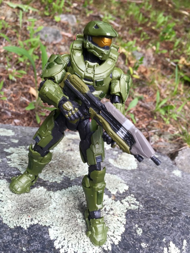 2016 Halo 5 Master Chief Action Figure by Mattel