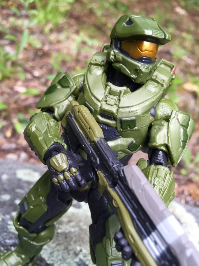 Mattel Halo 5 Master Chief Figure Review