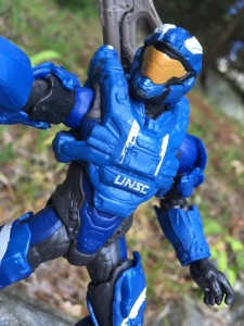 Mattel Halo Air Assault Spartan Figure Review