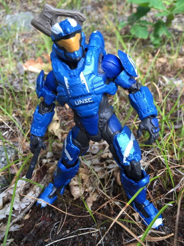Mattel Halo Spartan Air Assault Armor Action Figure