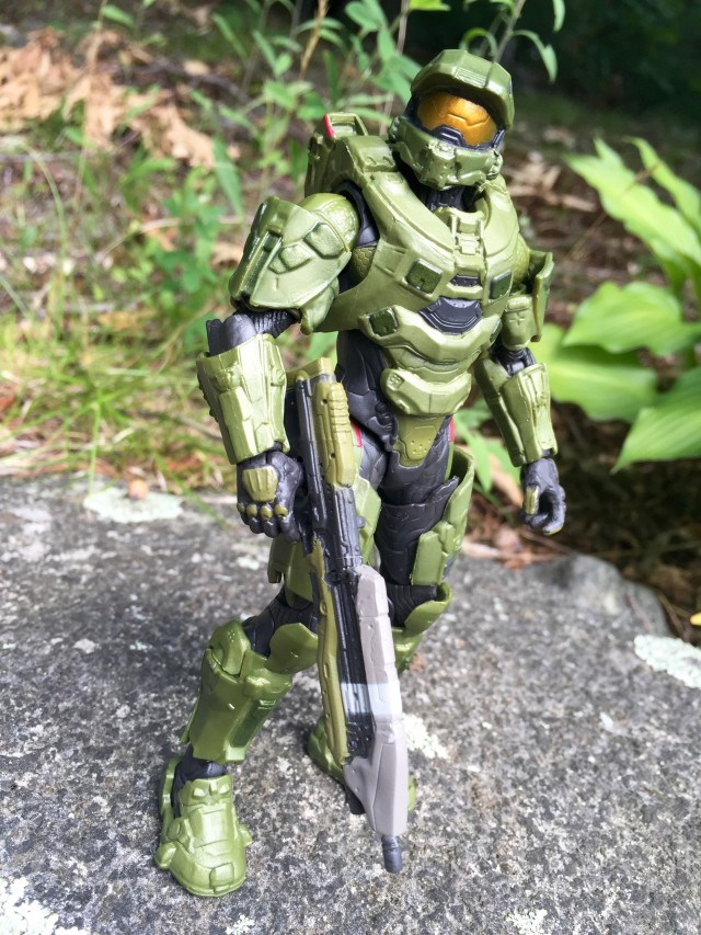 Mattel Halo Master Chief Figure Review