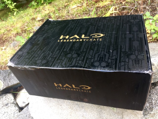 Loot Halo Legendary Crate Review Unboxing Spoilers