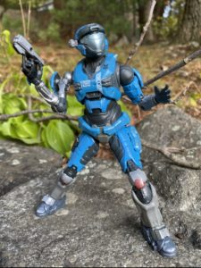Kat Spartan Jazwares 2020 Halo Action Figure Review